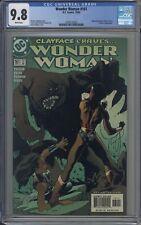 Wonder Woman # 161 CGC 9.8 ADAM HUGHES COVER