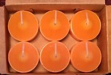 PartyLite POOLSIDE PASSION Votive Candles V06705 New 6 NIB Summer Fruit Retired