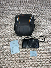 Canon PowerShot SX710 HS 20.3MP Digital Camera - Black