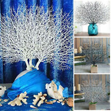 Photography Branch Coral Artificial Tree Props Home Decor Plants Peacock