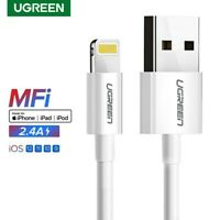 Ugreen Lightning Kabel auf USB A Stecker Ladekabel MFi Zertifiziert für iPhone11