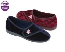 Pantofole da donna blu Dunlop