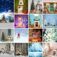 3x5/5x7ft Christmas Photography Backdrop Xmas Backgrounds Lots Choices