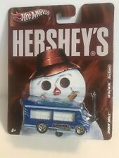 HOT WHEELS HERSHEY'S ALMOND JOY SMOKIN' GRILLE 2011 LIMITED EDITION NEW ON CARD