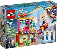 DC Super Hero Girls: Harley Quinn to the rescue #41231- Building Set by LEGO
