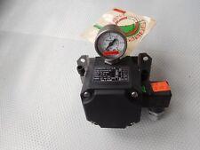 Samson And / P, 6126 Elektropneumatische Converter IN 0-10V Out 0,1 -4, 4 BAR
