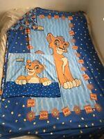 housse de couette Le Roi Lion 2 + Taie Disney The Lion King Simbas - Pride