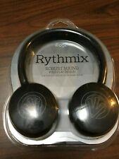 Ifrogz Rythmix Headphones- Black