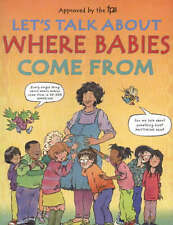 Let's Talk About Where Babies Come from, Robie H. Harris | Hardcover Book | Good