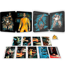 The Running Man Blu Ray Exclusive Collector's Edition Steelbook