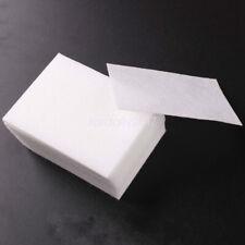 High Quality Gel Nail Polish Remover Set 600PCS Lint Free Nail Wipes Cotton Pads
