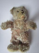 Alter Teddybär Steiff Teddy , ca. 20 cm hoch, Druckstimme defekt