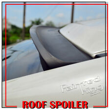 Unpainted For Rear Roof Lip Spoiler Wing PUF Audi A4/ B6 K-Style 4DR Sedan 02-05