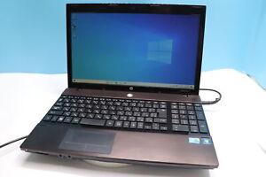 (K11)HP ProBook 4520s/Intel Core i3 350M 2.27Ghz 1st Gen/4GB RAM/320GB HDD