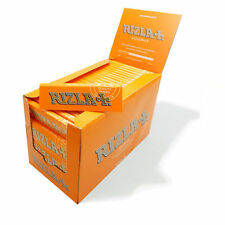 Rizla Liquorice Cigarette Smoking Rolling Papers ORIGINAL GENUINE  25 Booklets