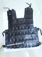 Leather Armor - Adjustable Body Armour for Men