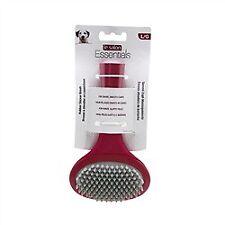 Le Salon Essentials Dog Rubber Slicker Brush - Large(91205)