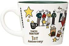 "Starbucks Reserve Roastery Tokyo 1 Year Anniversary Design Mug ""Coffee Journey"""