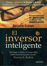EL INVERSOR INTELIGENTE-WARREN BUFFETT. LIBRO DIGITAL. FORMATO PDF(VIA EMAIL)