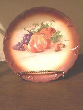 Antique Petrus Regout and Company Fruit plate