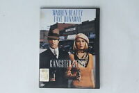 DVD SNAPPER GANGSTER STORY WARNER BROS 1967 BEATTY, DUNAWAY [EH-025]