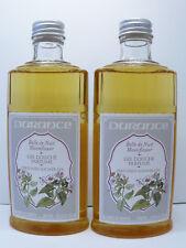 DURANCE - Lot de 2 Gel Douche Parfumé - Parfum Belle de Nuit - 2 x 300 ml NEUF