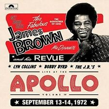 Live at the Apollo 1972 by James Brown (R&B) (Vinyl, Apr-2016, Get On Down)