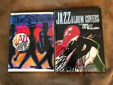 David Stone Martin-Manek Daver (6) Jazz Album Cover Art Books+Blue Note+NY+Cool
