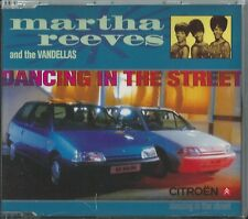 MARTHA REEVES AND THE VANDELLAS - DANCING IN THE STREET 1993 EU 4 TRACK CD
