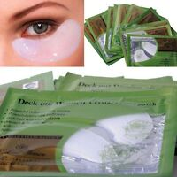 ANTI Dark Circle Patch Mask Crystal Collagen Wrinkle aging puffiness Eye Pad #AM