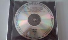 Bloodhound Gang No Hard Feelings 2 Track Edit Promo CD Rare