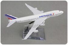 AIR FRANCE BOEING 747-400 Passenger Airplane Plane Aircraft Metal Diecast Model