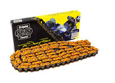 Triple Orange cadena 520 x120L KTM SX SXF EXC EXCF 125 200 250 300 350 450 500