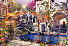 1000Piece Jigsaw Puzzle Lovers of Venice Hobby Home Decoration DIY