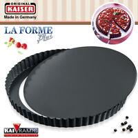 Kaiser - La Forme Plus  - Quiche- und Obstkuchenform 32 cm