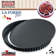 Kaiser - La Forme Plus - quiche- and Tin Fruit 32 cm