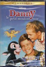 """DVD """" Danny le petit mouton noir"""" DISNEY  N 12   - NEUF SOUS BLISTER"""