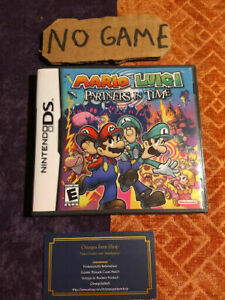 Mario & Luigi Partners In Time (Nintendo DS) case only, no game