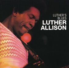 Luther Allison - Luther's Blues [New CD] Bonus Tracks, Rmst