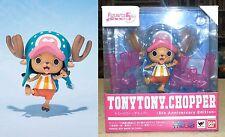 One Piece Figuarts Zero Tony Tony Chopper 5th Anniversary Bandai Toei Licensed