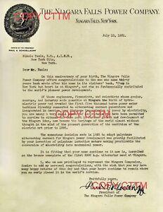 Nikola Tesla - 8 Letters Great Collection - SAVE $60