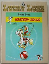 Lucky Luke Western Circus MORRIS & GOSCINNY éd Hachette La Collection