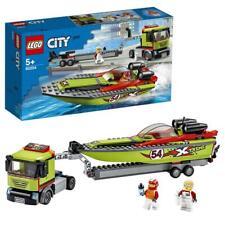 NEW Lego City  60254 Rennboot Transporter! Neu & Ovp!!