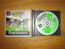 INTERNATIONAL SUPERSTAR SOCCER PRO PS1 - QUASI NUOVO!!! - RARO!!!