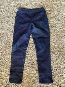Ladies Collectif Vintage Style Blue Denim Stretch Side Zip Jeans UK 10 EU 38 NEW