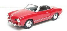 1/64 Kyosho VW VOLKSWAGEN KARMANN GHIA RED diecast car model