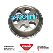 Campana frizione per PIAGGIO BEVERLY 125 200 250 POLINI 250017 COD.3879