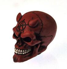 Red Demon Skull gear knob