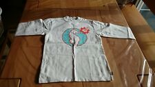 UV Schutz T Shirt Shirt Pulli von Jako o in Größe 140 / 146 weiß mit Frontdruck