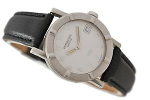 Raymond Weil Parsifal W1 3000 Quartz Steel Ladies Watch 1973